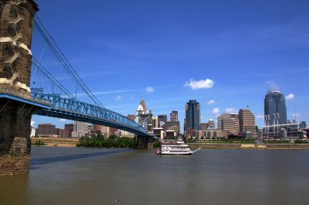 Cincinnati from Ky.