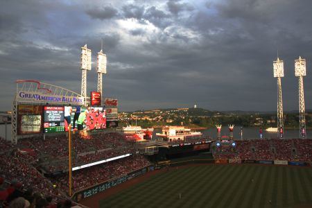 Reds ballpark