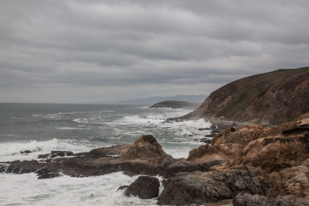 Coast at Bodega Bay