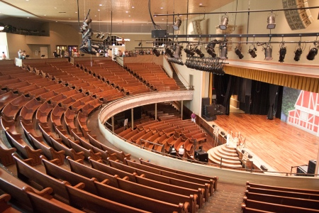 Ryman - High Church of Country Music